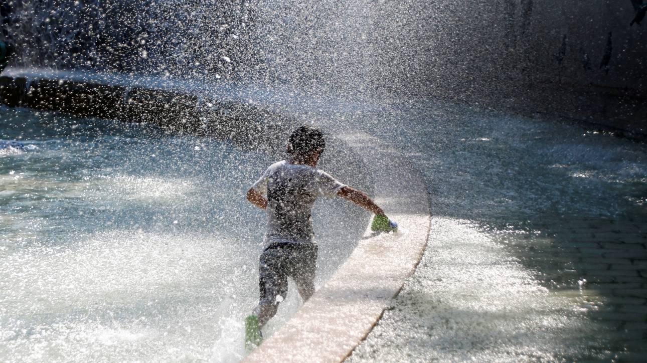 Οι επιστήμονες προειδοποιούν: Πολύ υψηλές θερμοκρασίες μέχρι τον Οκτώβριο
