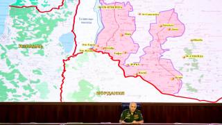 Υπό τον έλεγχο του συριακού στρατού τρεις επαρχίες στην νοτιοανατολική Συρία