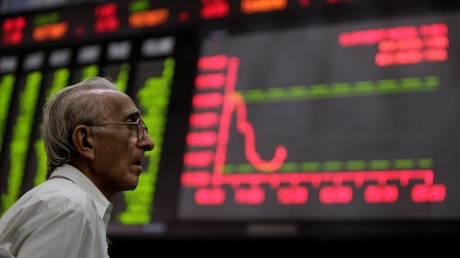 Ανησυχία για τον εμπορικό πόλεμο ΗΠΑ - Κίνας: Σε πτώση τα διεθνή χρηματιστήρια