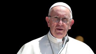 Πάπας Φραγκίσκος: Η θανατική ποινή είναι απαράδεκτη