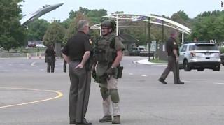 ΗΠΑ: Κανένας κίνδυνος από το περιστατικό με τον ένοπλο στην αεροπορική βάση Wright-Patterson