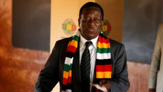 Το δεξί χέρι του πρώην προέδρου Μουγκάμπε νικητής των εκλογών στη Ζιμπάμπουε
