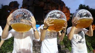 Παγκόσμια Ημέρα Μπύρας: Ποιοι πίνουν περισσότερη (Infograph)