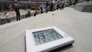 Καύσωνας «σαρώνει» τη νότια Ευρώπη: Δύο νεκροί από θερμοπληξία στην Ισπανία