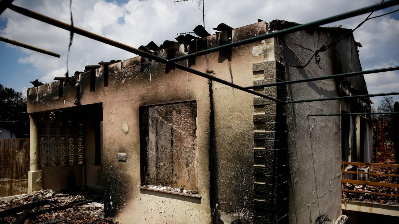 Φωτιά Αττική: Προφυλακιστέος ο εμπρηστής του Μαραθώνα