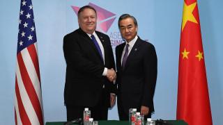 Κινέζος ΥΠΕΞ: Μόνο με διάλογο θα λύσουν τις διαφορές του ΗΠΑ και Κίνα