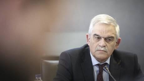 Παραιτήθηκε ο αναπληρωτής υπουργός Προστασίας του Πολίτη Νίκος Τόσκας