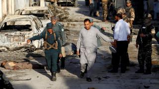 Αιματηρή επίθεση καμικάζι στο Αφγανιστάν: 39 νεκροί