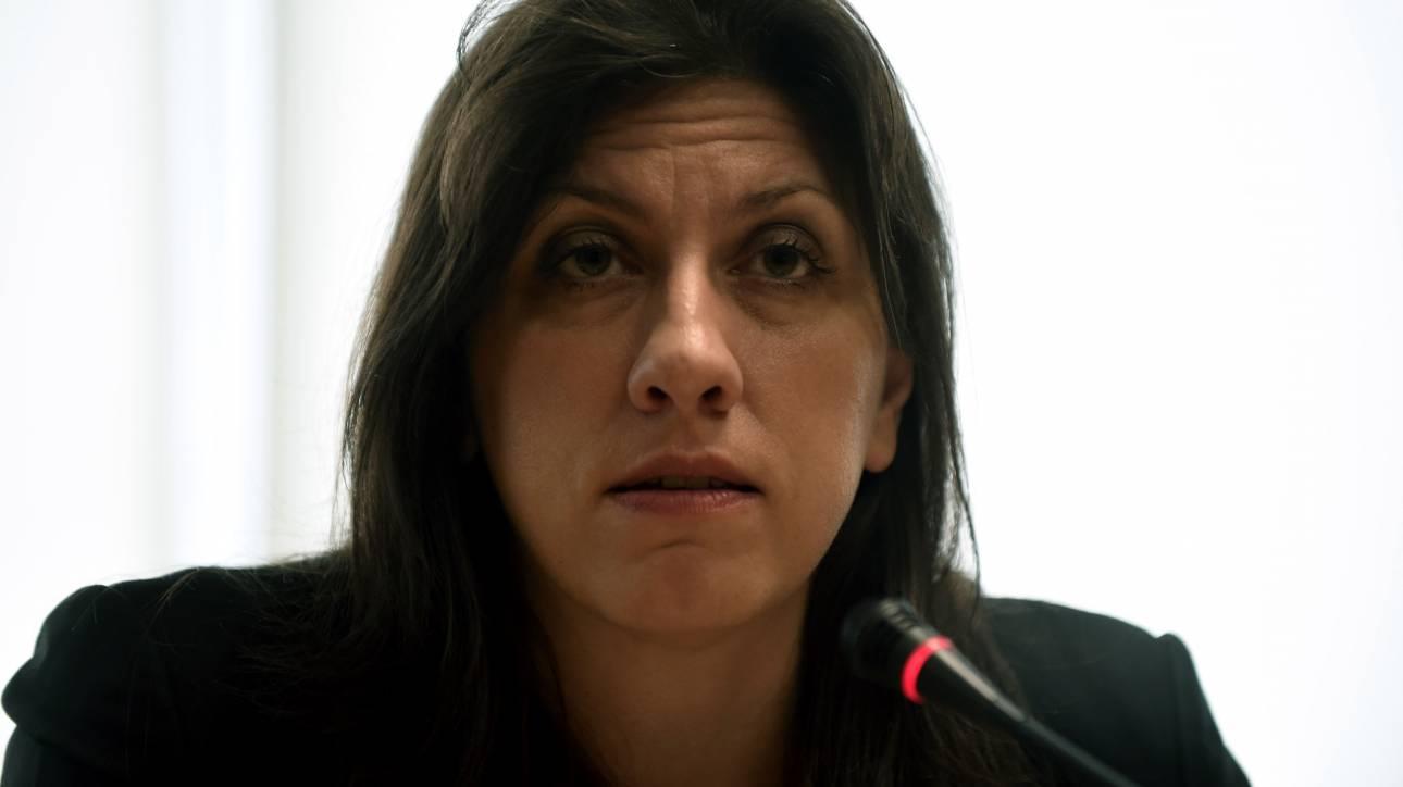 Μήνυση για τις πυρκαγιές θα καταθέσει τη Δευτέρα η Κωνσταντοπούλου