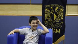 Φοιτητής ετών… 12 στο Μεξικό