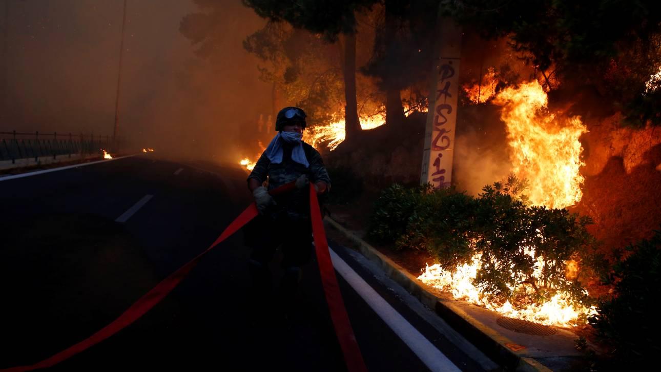 «Η Ευρώπη στις φλόγες»: Έρευνα για τις πυρκαγιές στη Γηραιά Ήπειρο