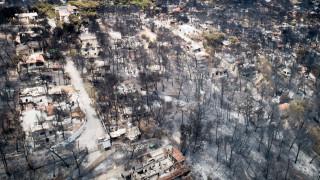 Κορυφαίος καθηγητής αποκαλύπτει τη βασική αιτία της φονικής πυρκαγιάς στο Μάτι