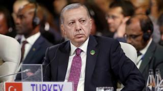 Αντίποινα Ερντογάν: «Παγώνουν» τα περιουσιακά στοιχεία δύο Αμερικανών υπουργών στην Τουρκία