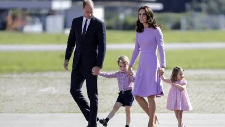 Ο πρίγκιπας Τζορτζ στη λίστα των πιο καλοντυμένων Βρετανών του περιοδικού Tatler
