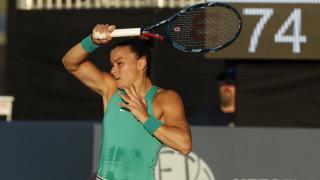 Τένις: Στον τελικό του τουρνουά WTA στο Σαν Χοσέ η Μαρία Σάκκαρη