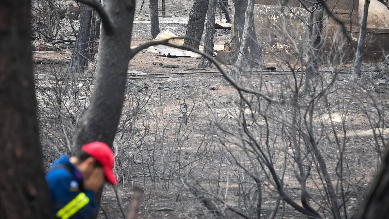 Φωτιά Μάτι: Στους 90 οι νεκροί από την τραγωδία