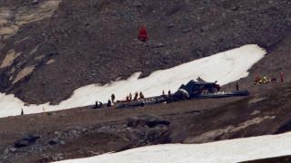 Νεκροί όλοι οι επιβαίνοντες από τη συντριβή αεροσκάφους στην Ελβετία
