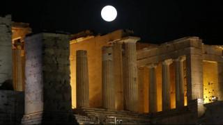 Εκδηλώσεις σε μουσεία και αρχαιολογικούς χώρους για την πανσέληνο του Αυγούστου