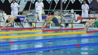 Υγρός Στίβος: Στον τελικό των 100μ. ύπτιο ο Χρήστου και ο Βαζαίος στα 200μ. μικτής
