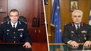 Η αλλαγή ηγεσίας σε Πυροσβεστική και ΕΛ.ΑΣ. και οι αντιδράσεις