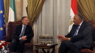 Η Ρώμη εξαίρει την «άριστη» συνεργασία της Αιγύπτου στην έρευνα για τη δολοφονία του φοιτητή το 2016