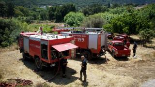Πολύ υψηλός o κίνδυνος πυρκαγιάς σήμερα σε Αττική και Εύβοια