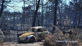 Φωτιά Αττική: Πόσο επιβαρύνθηκε η ατμόσφαιρα - Mέτρα προστασίας