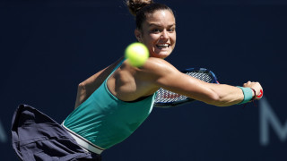 Ήττα για την Μαρία Σάκκαρη στον πρώτο της τελικό σε τουρνουά WTA