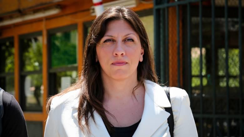 Κωνσταντοπούλου: Ολοκαύτωμα σε καιρό ειρήνης οι φονικές πυρκαγιές
