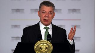 Ο Κολομβιανός πρόεδρος απορρίπτει τις κατηγορίες για την απόπειρα δολοφονίας του Μαδούρο