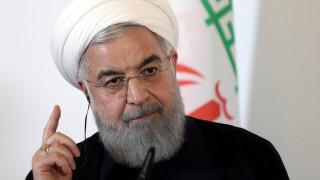 Απάντηση Ροχάνι στις αμερικάνικες κυρώσεις: Θα τηρήσουμε τις διεθνείς συμφωνίες