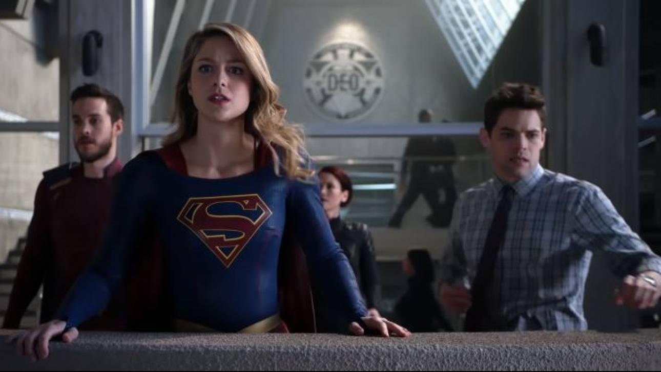 Έρχεται νέα ταινία «Supergirl» με συνεργασία Warner Bros. και DC Entertainment