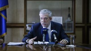 Διευκρινίσεις Κοντονή αναφορικά με τις μεταγωγές Κουφοντίνα και Ξηρού