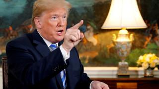 Τραμπ: Όποιος συνεργάζεται με το Ιράν, δεν θα συνεργάζεται με τις ΗΠΑ