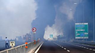 Έρευνα για τα αίτια του σοβαρού τροχαίου δυστυχήματος στην Μπολόνια