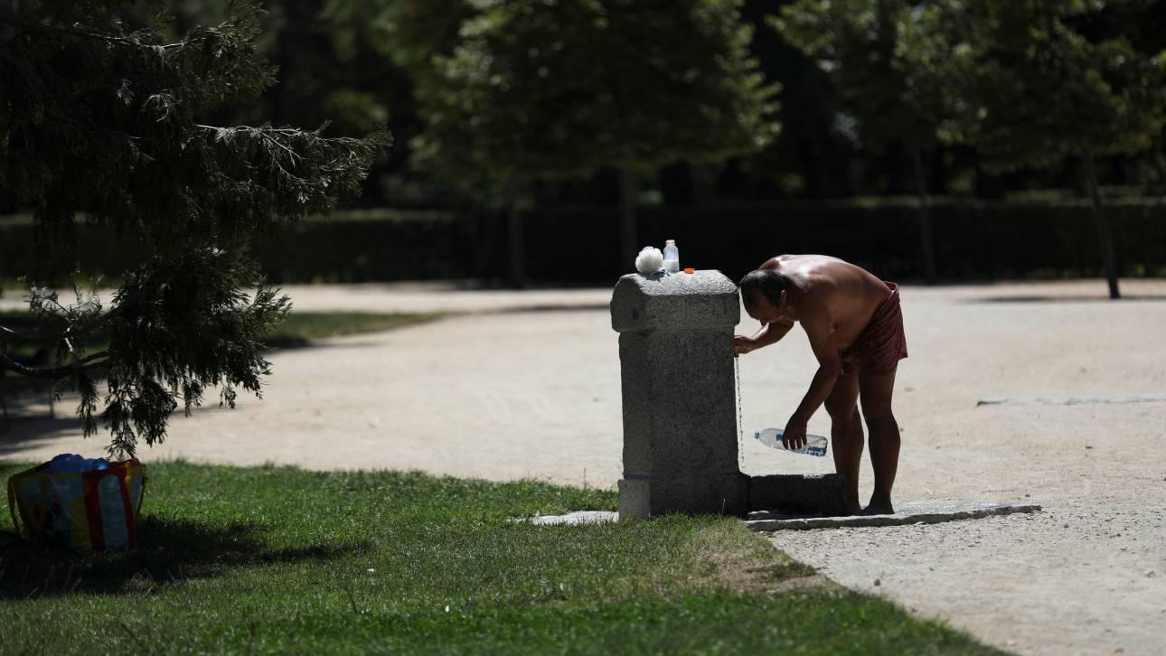 Ισπανία: 9 νεκροί από το κύμα καύσωνα