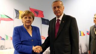 Στη Γερμανία ο Ερντογάν τον Σεπτέμβριο - Συνομιλίες με Μέρκελ και Σταϊνμάιερ
