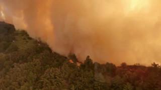 Η μεγαλύτερη πυρκαγιά στην ιστορία της Καλιφόρνια μπορεί να διαρκέσει όλο τον Αύγουστο