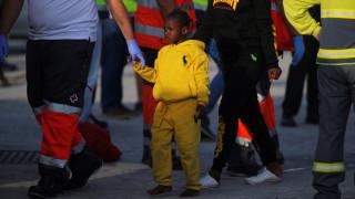 Περισσότεροι από 450 μετανάστες διασώθηκαν από την ισπανική ακτοφυλακή