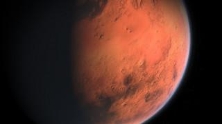 Η αντανάκλαση του Άρη στη θάλασσα: Μία εκπληκτική φωτογραφία