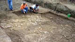Αποκαλύφθηκε ψηφιδωτό του 4ου αιώνα π.Χ. στο Μικρό Θέατρο Αμβρακίας