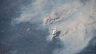 Καλιφόρνια: Δραματικές εικόνες της φονικής πυρκαγιάς από το διάστημα