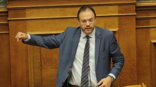Θεοχαρόπουλος: Ο γ.γ. Πολιτικής Προστασίας πρέπει να είναι ανεξάρτητος κι όχι κομματικός