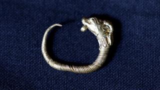 Χρυσό σκουλαρίκι-απόδειξη της ελληνιστικής επιρροής ανακαλύφθηκε στην Ιερουσαλήμ