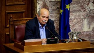 Βούτσης: Ο οδικός χάρτης των πολιτικών εξελίξεων παραμένει ίδιος