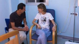 «Μάχη» με τον καρκίνο του μαστού δίνει η Άσμα αλ-Άσαντ