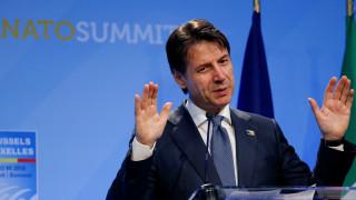 Κόντε: Ο νέος προϋπολογισμός της Ιταλίας θα περιέχει μεταρρυθμίσεις