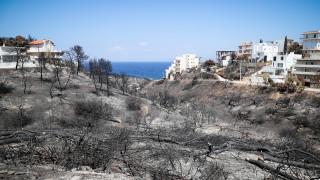 ΟΤΕ για τις φωτιές στην Αττική: Τουλάχιστον ένας μήνας για την αποκατάσταση των ζημιών