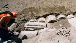 Μινωικός τάφος βρέθηκε σε ελαιώνα στην Ιεράπετρα
