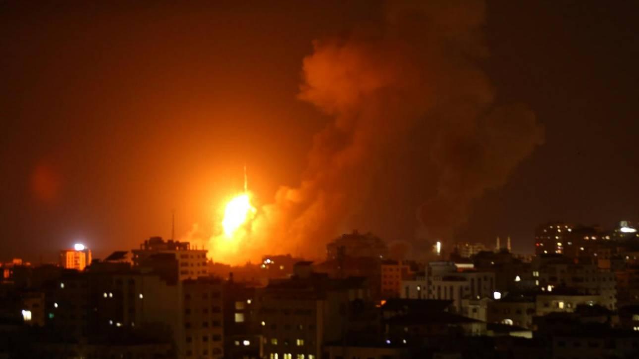 Γάζα: Νεκροί από ισραηλινή αεροπορική επιδρομή μία έγκυος 9 μηνών και η 18 μηνών κόρη της